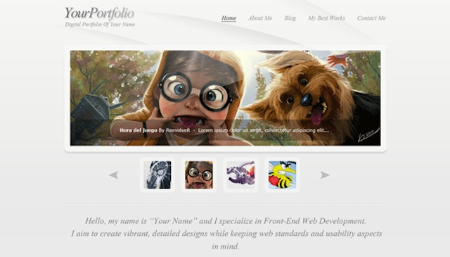 Collection of Photoshop Tutorials for Web Designers