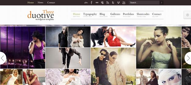 60 Best WordPress Themes Showcase