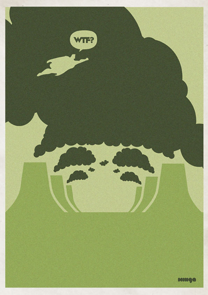 Creative Minimal Poster Designs
